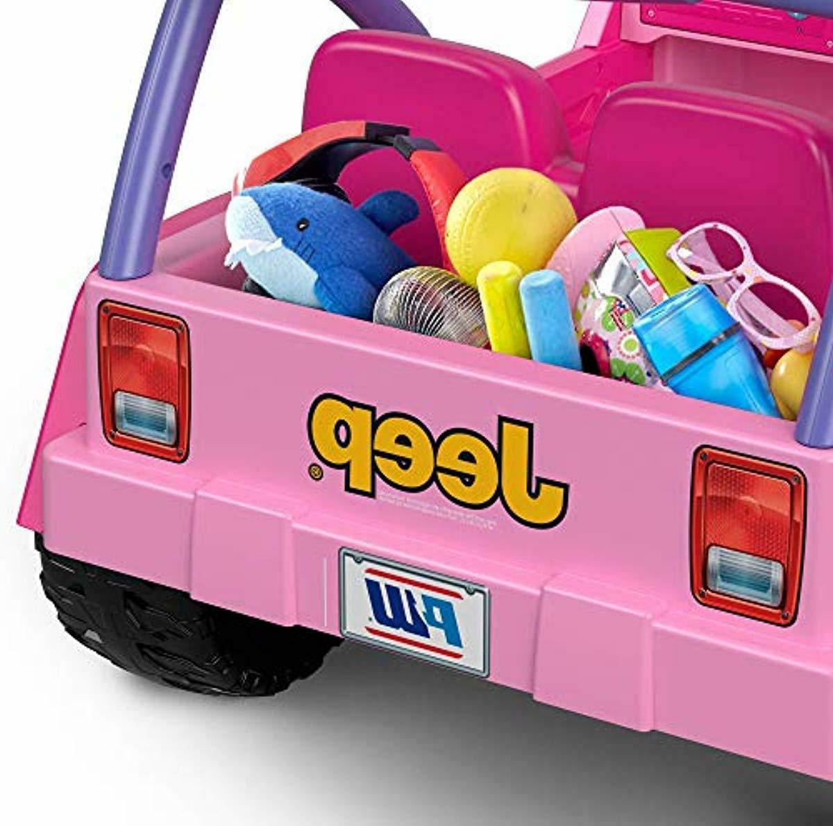 Power Wheels Kids Jeep