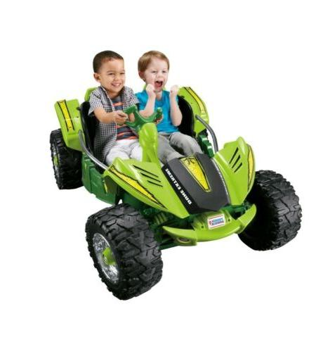 Power Wheels Dune Racer 12-V Extreme Ride Vehicle -