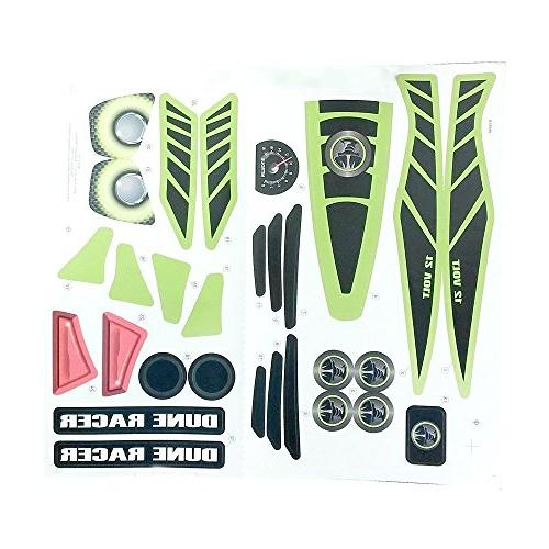 dune racer decal sheet w2602