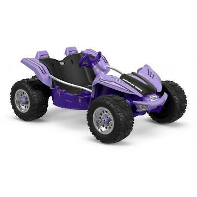 Power Wheels Extreme, Purple Ride-On