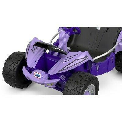 Power Wheels Dune Extreme, Purple Ride-On