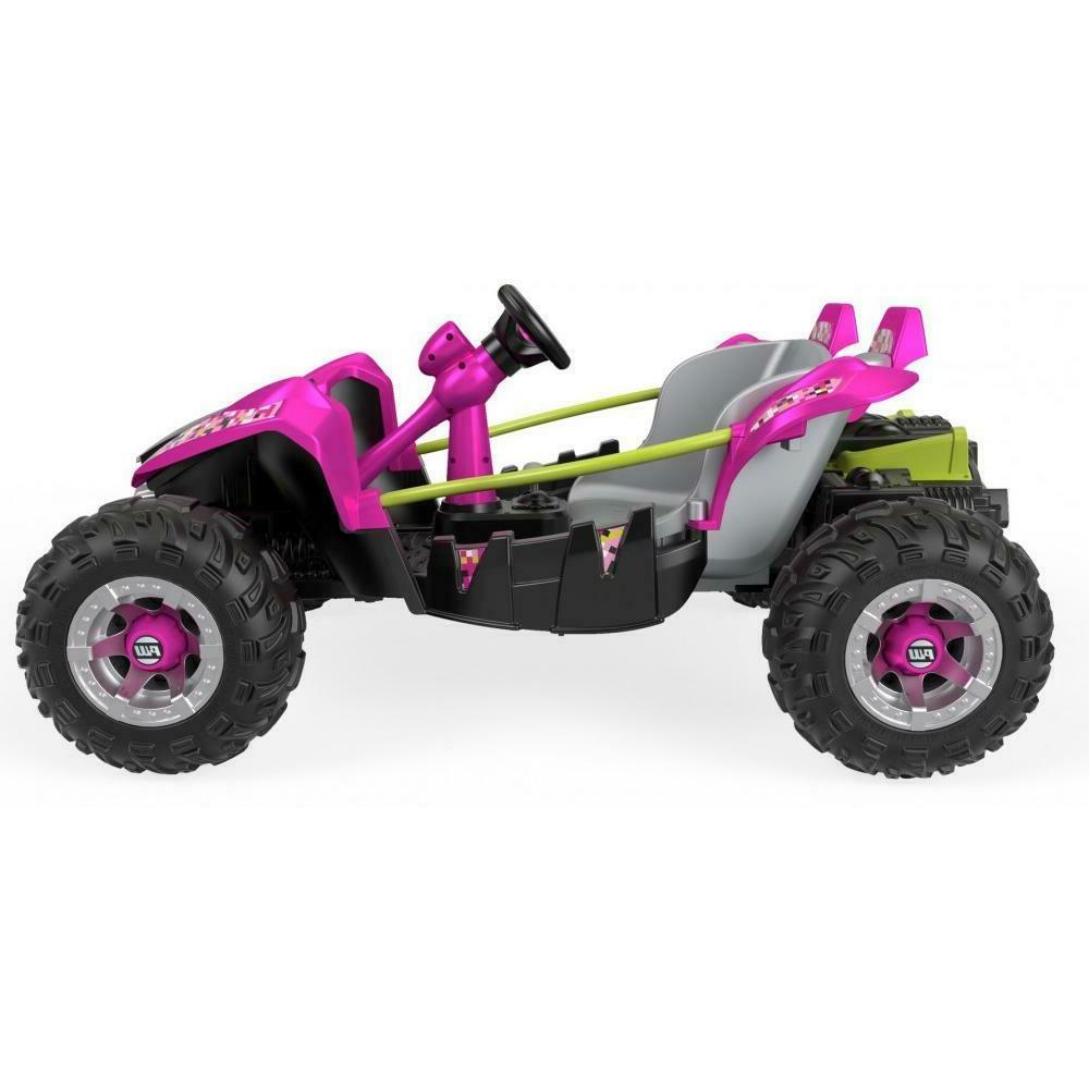 Power Wheels Extreme On - Pink