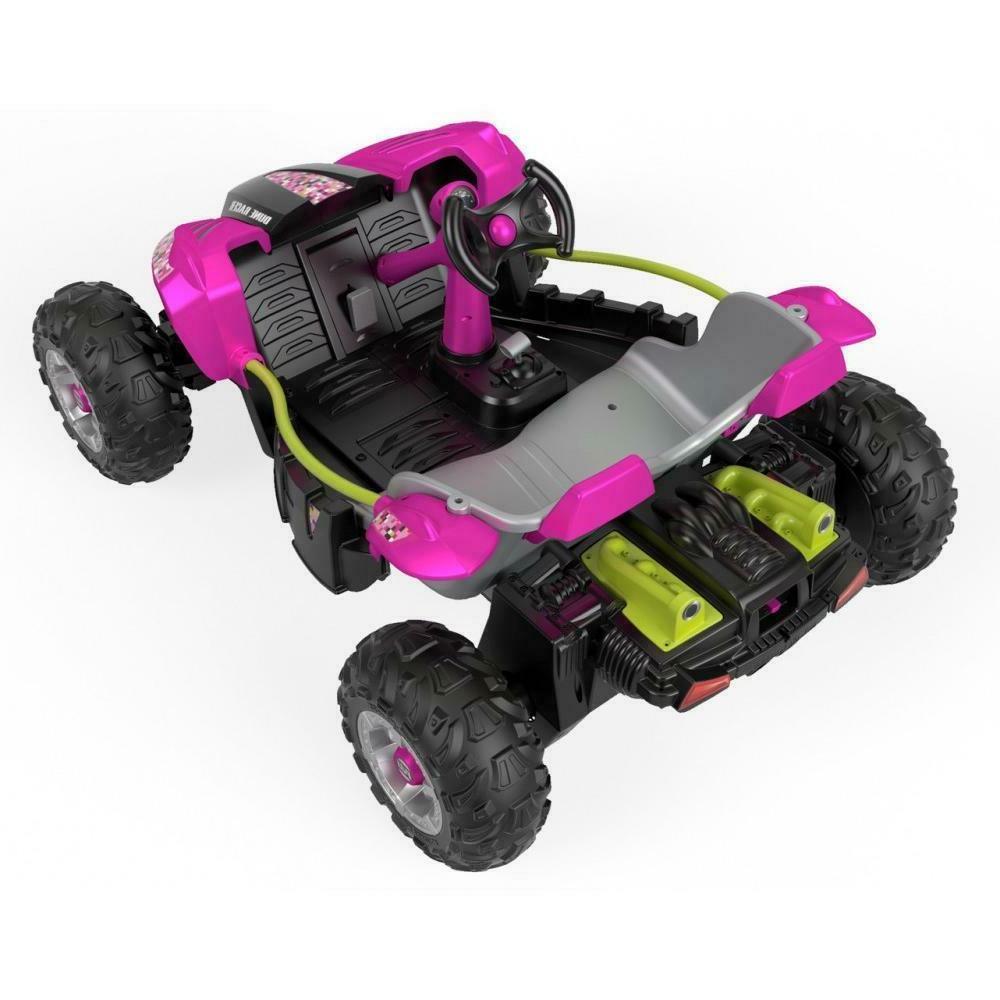 Power Wheels Extreme Vehicle