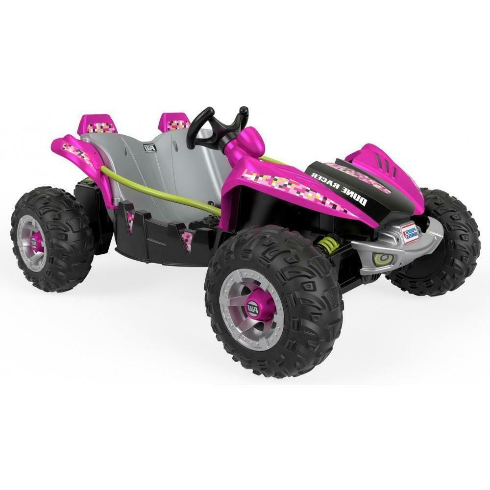 Power Wheels Extreme Ride Vehicle - Pink