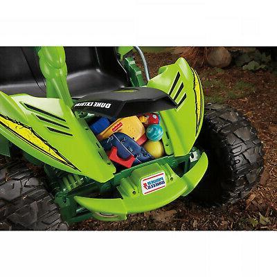 Extreme Racer Kids Monster Truck Riding 12V