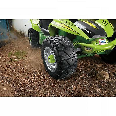 Extreme Racer Ride-On Vehicle Sturdy Kids Monster 12V
