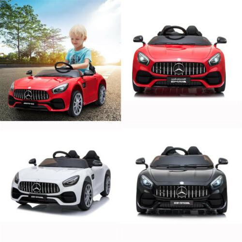 electric 12v kids ride on car mercedes
