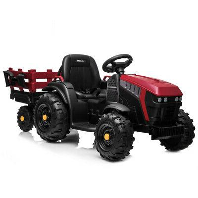 electric 12v kids ride on tractor car