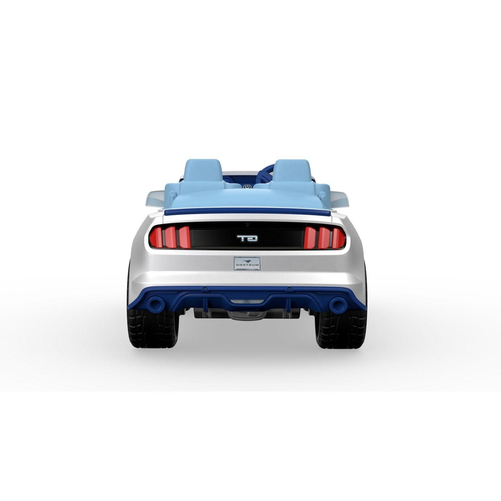 Electric Cars Kids To Frozen Ford Mustang Vehicle