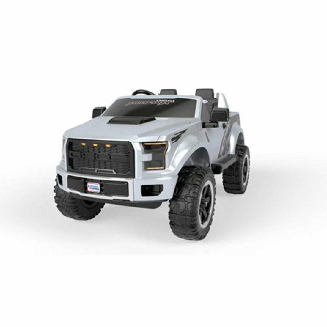 Power Electric Ford F-150 on Extreme, Silver New