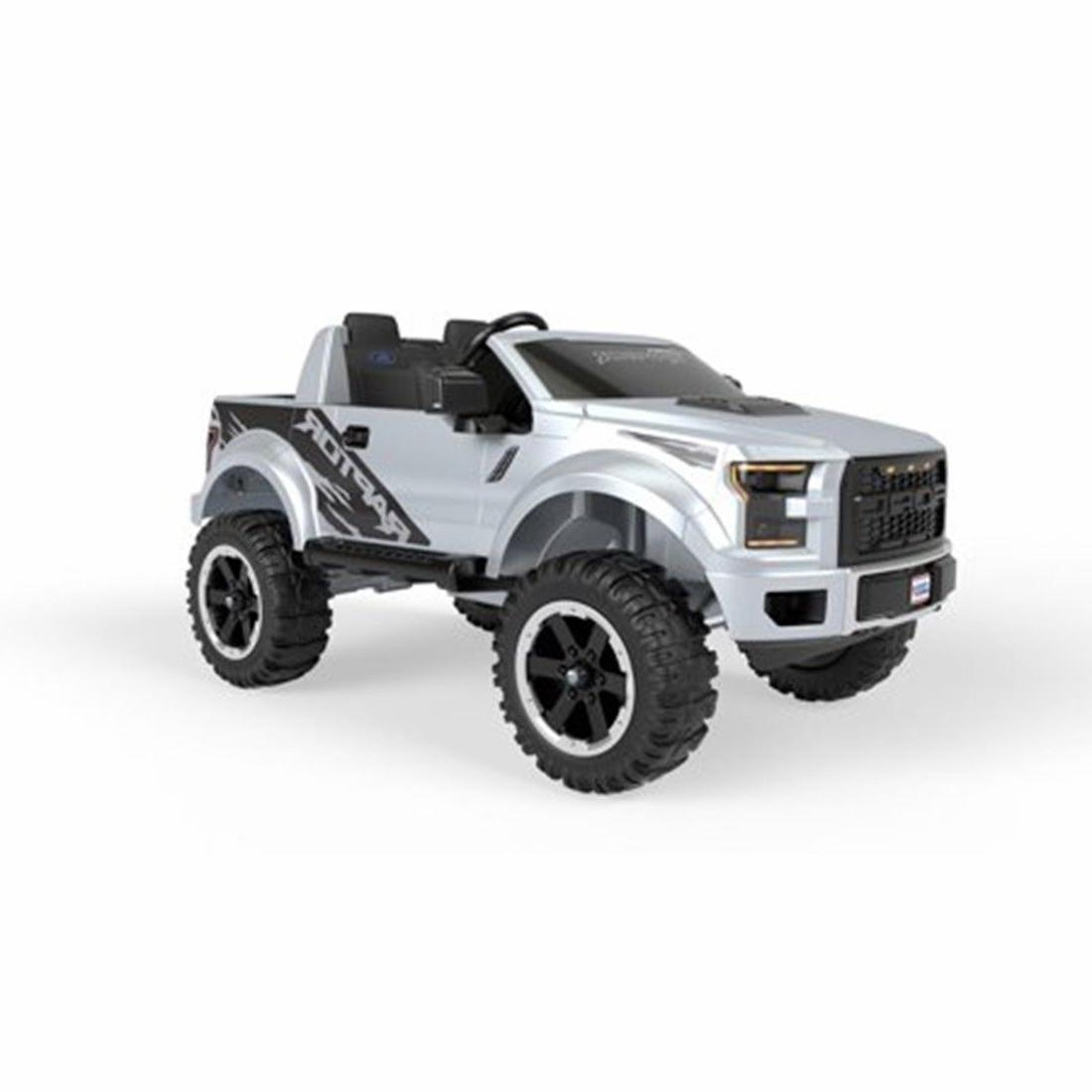 Power Wheels Electric F-150 Raptor Ride on