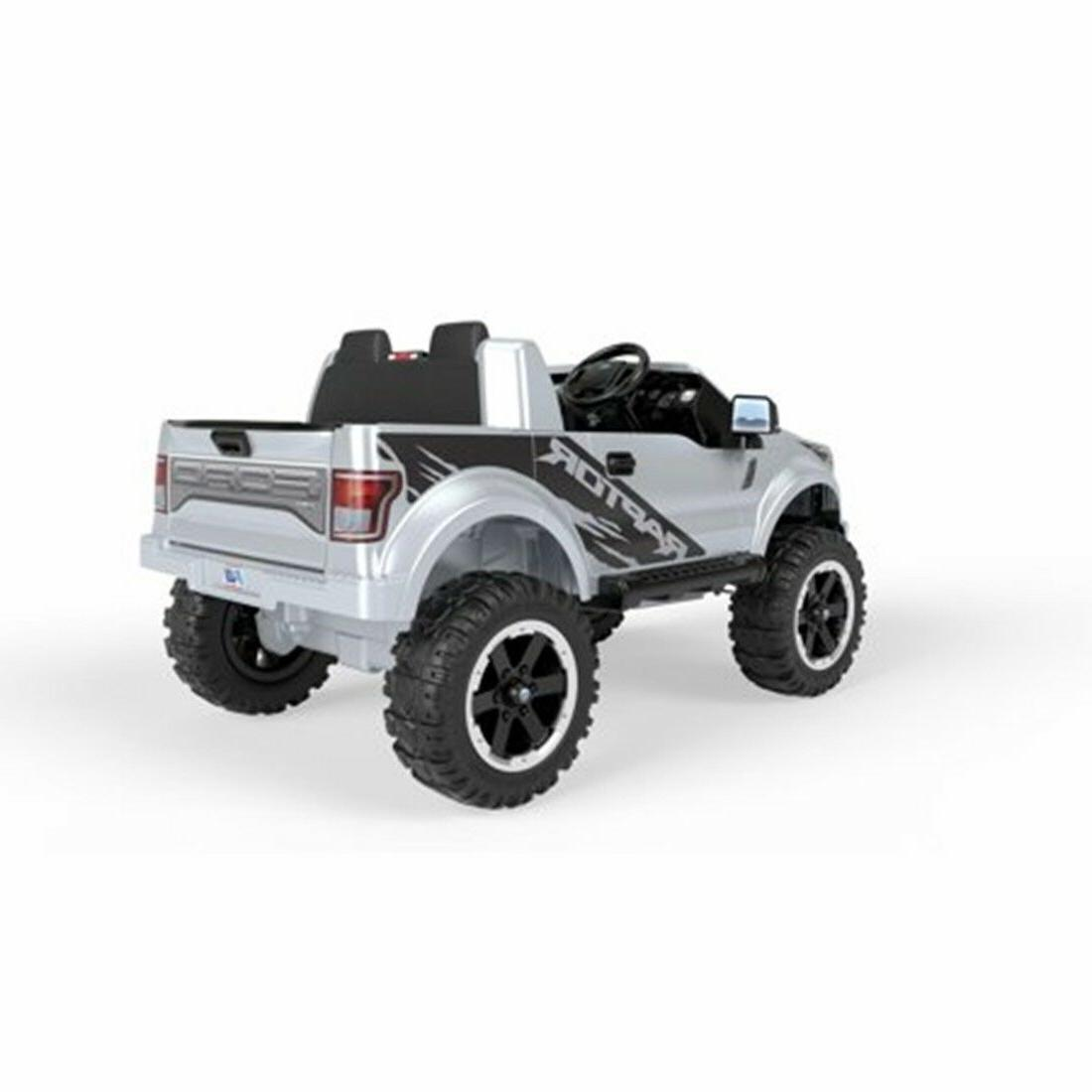 Power Wheels Electric on New