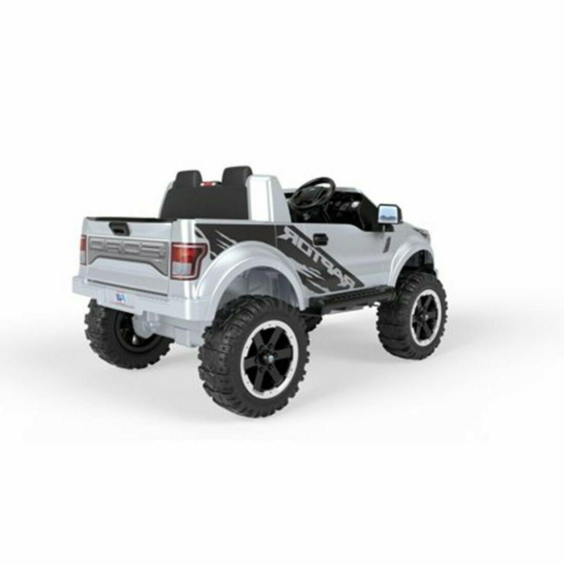 Electric Kids Toy Ford F-150 Raptor