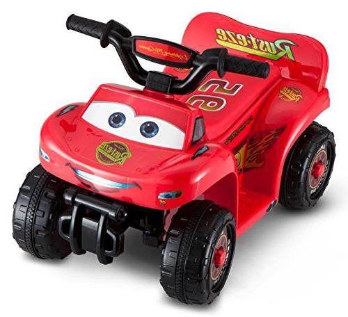 Kid Cars Battery-Powered Ride-On