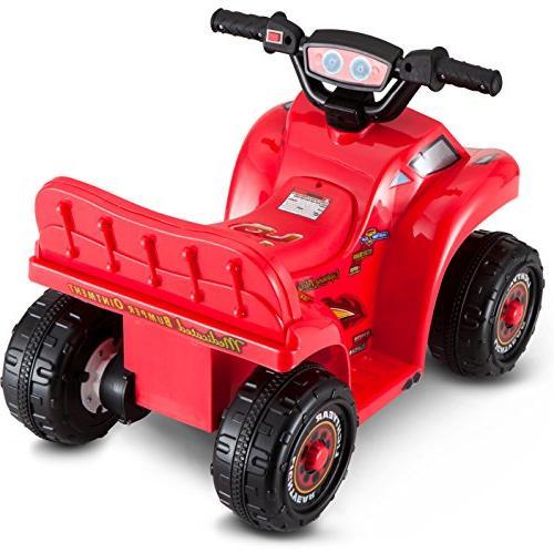 Kid Cars Battery-Powered