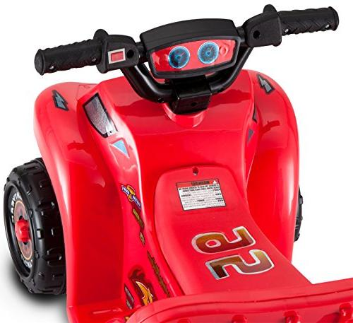 Kid Trax 6V Battery-Powered Ride-On