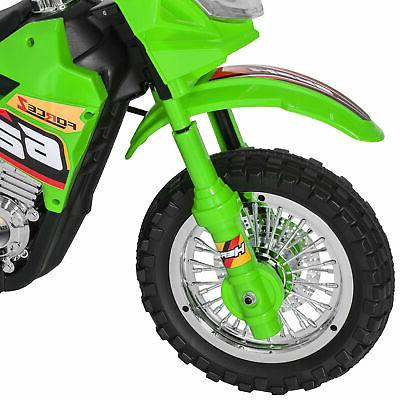 BCP 6V Kids Ride-On Motorcycle Toy w/ Training Music