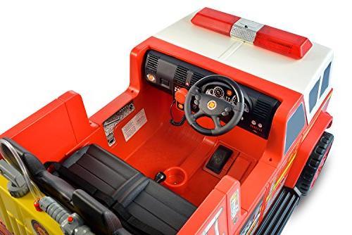Kid Motorz Fire 2 Seater