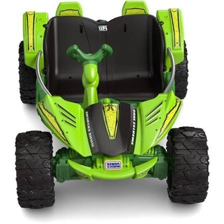 Fisher-Price Power Wheels Racer Extreme 12-Volt Battery-Powered Ride-On