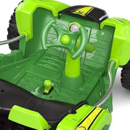 Fisher-Price Power Racer Extreme 12-Volt Battery-Powered Ride-On