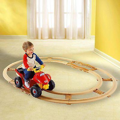 Fisher-Price Power Wheels Kawasaki Lil' Quad with Track