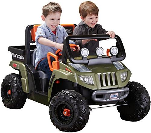 fisher power wheels arctic cat