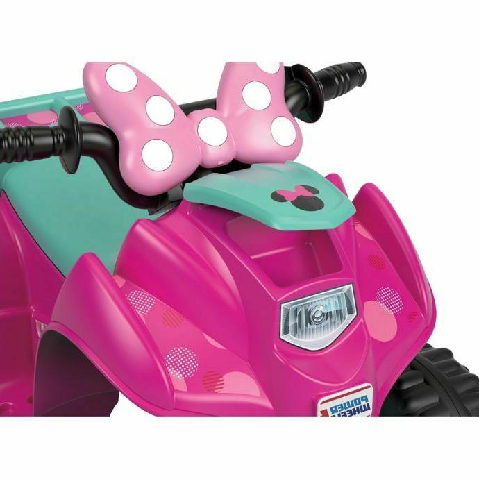 Fisher-Price Minnie Mouse in Pink
