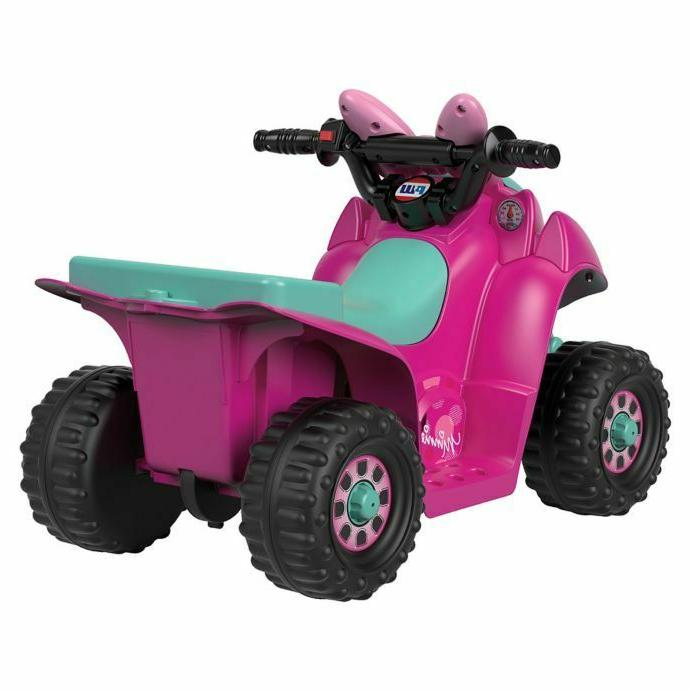 Fisher-Price Power Minnie Lil' in Pink