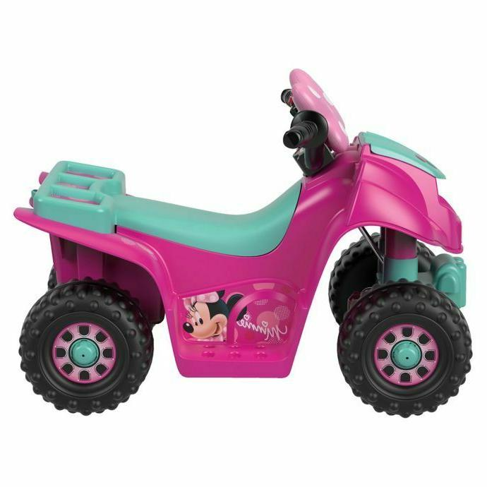 Fisher-Price Wheels Disney Minnie Mouse in