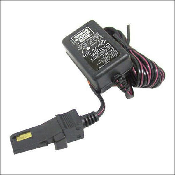 genuine power wheels 12 volt battery charger