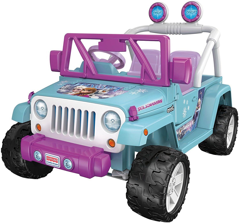Jeep Kids Frozen On Disney