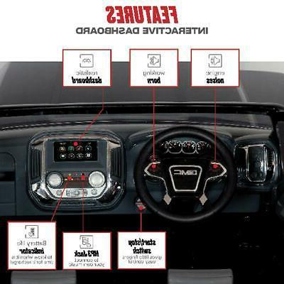 GMC Denali Volt Battery Powered Vehicle Foldable Mirrors