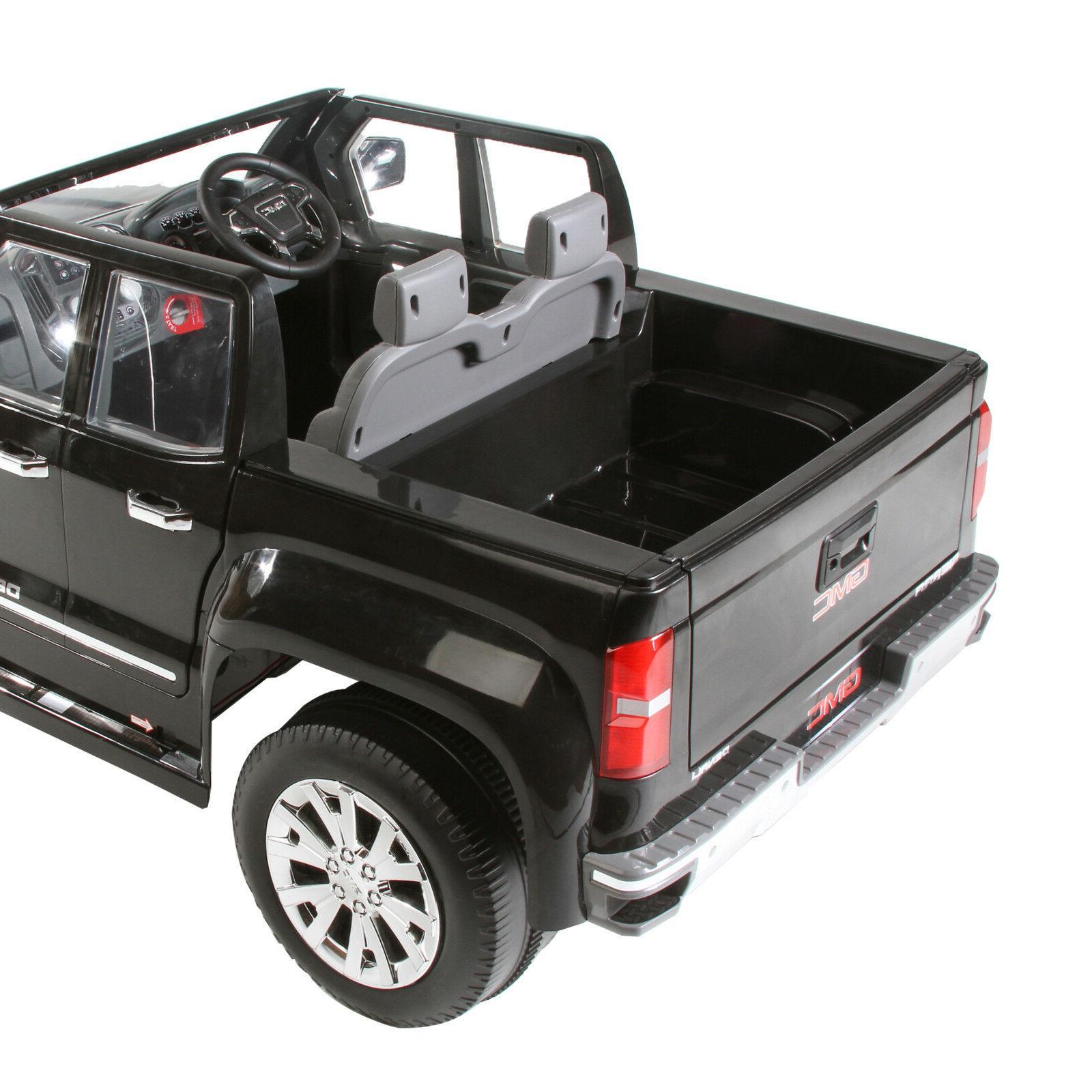 Rollplay GMC Sierra Denali 12 Volt Vehicle,