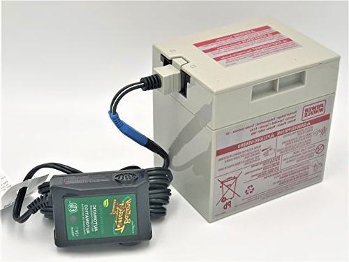 Power 12 Volt Battery 12V Charger quick CBC