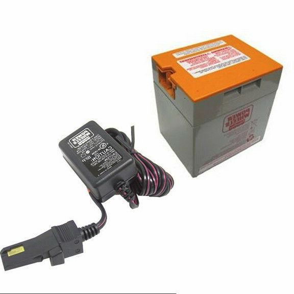 gray orange top 12 volt battery