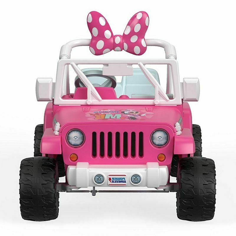 Power Wheels® Jeep® Wrangler featuring Disney Helpers