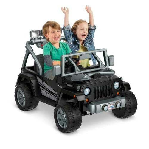 Power Wheels Willys Car Toy For