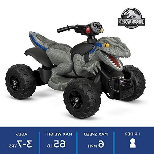 Power Wheels Jurassic Dino Racer