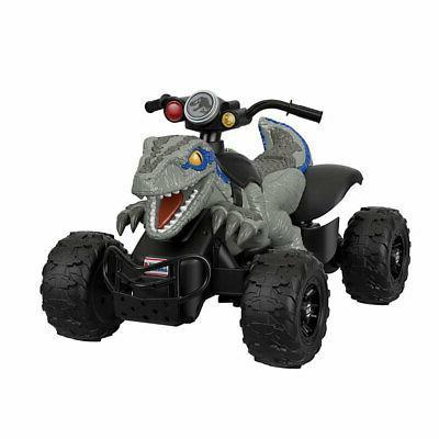 jurassic world dino racer
