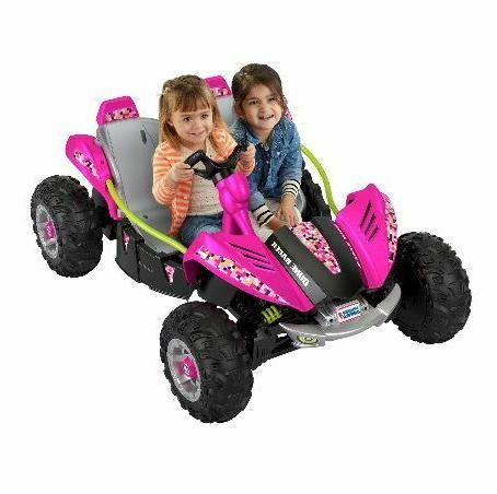Kids Power Wheels 12 Volt Battery Powered Ride On Dune And