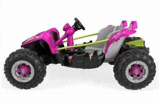 Kids Power Wheels Volt Powered Ride On Dune And