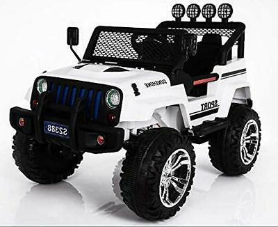 Kids Ride Toy 12V Remote Control MP3 LED