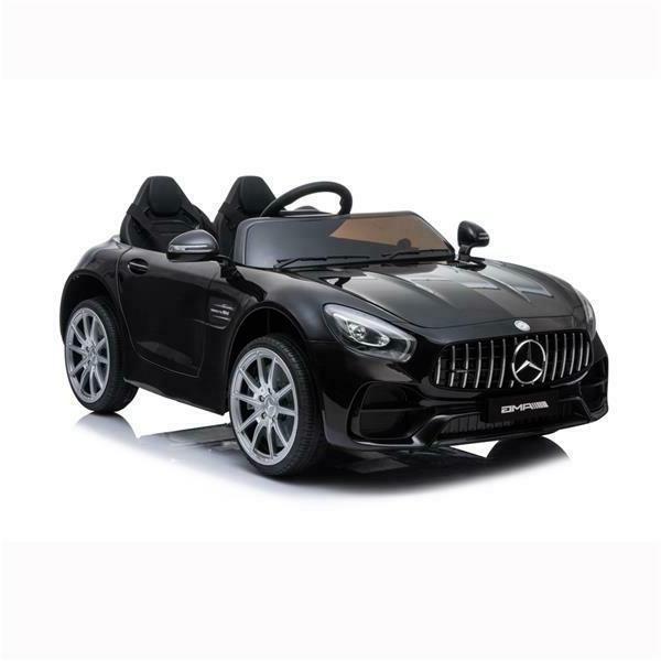 Kids Mercedes Benz Ride Power Wheels Remote MP3 LED