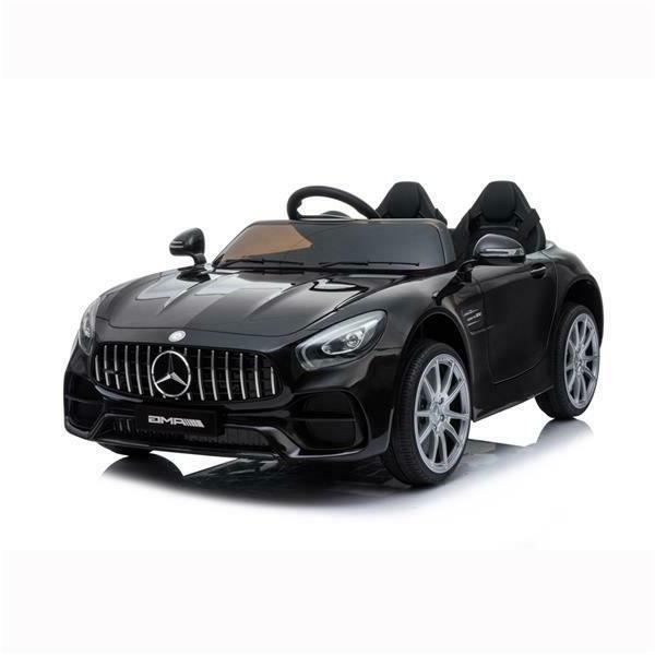 Kids Mercedes Benz On Car 12V Power Control MP3