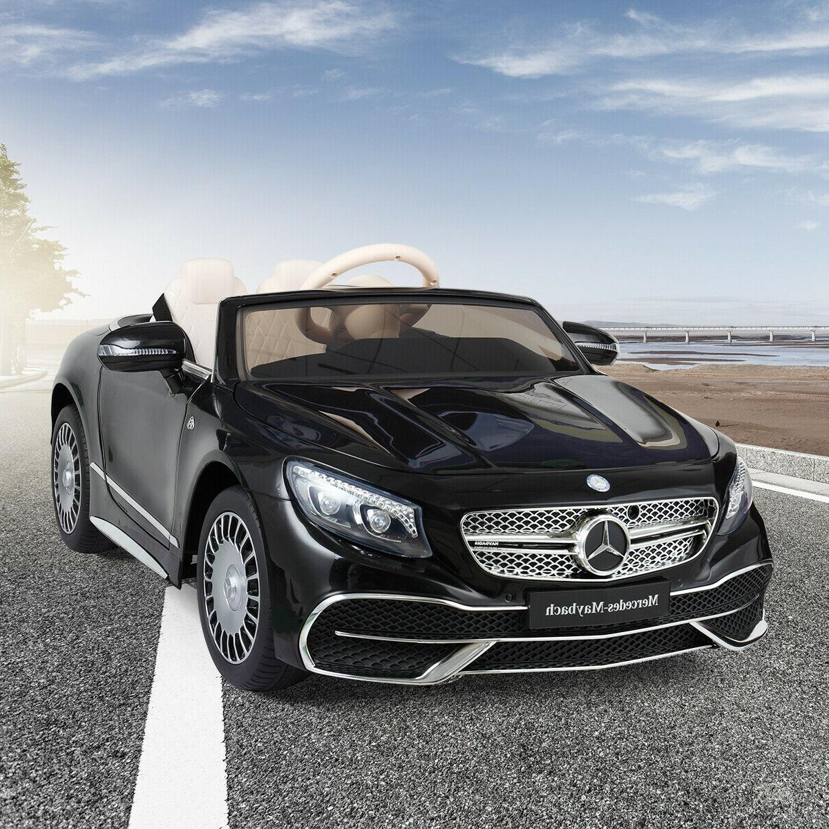 kids mercedes benz s650 ride on car