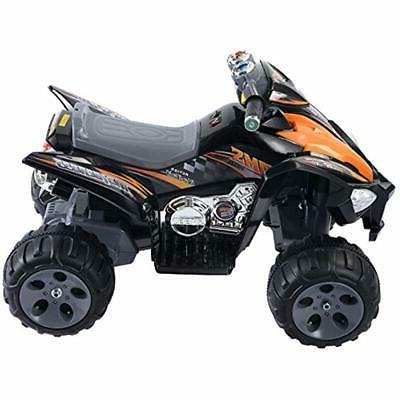 Kids Quad Power Black