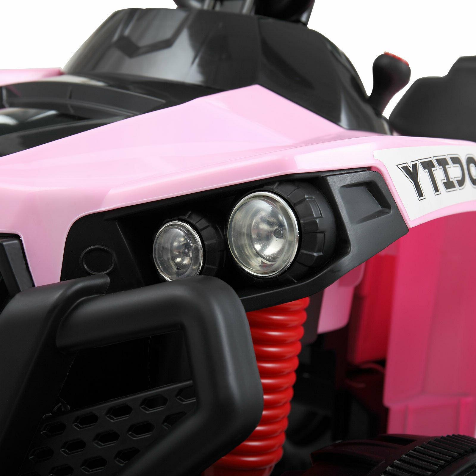 Kids On 6V Wheels LED Toy