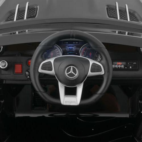 Kids Mercedes On Car Electric Power MP3