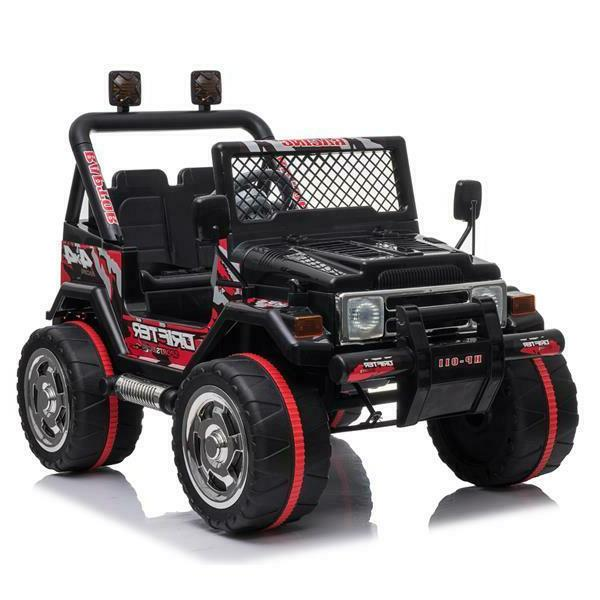 kids ride on car jeep 12v electric