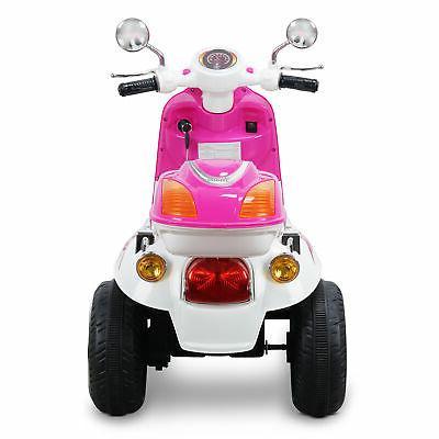 Kids Bike 3-wheel Motorbike Battery Electric
